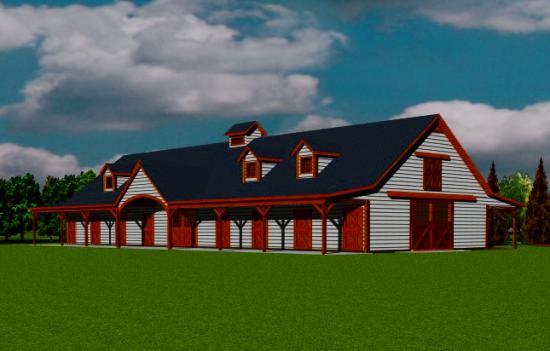 Sasila Pole Barn Kits Arkansas