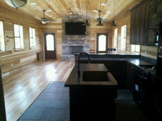 2nd floor interior of our Chappel Hill Barn