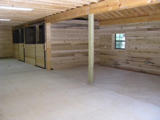 Pole Barn Interior Ideas Interior Ideas