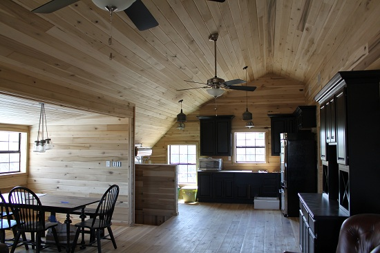 pole barn house interior designs. Interior Photos  Barns and Buildings quality barns horse