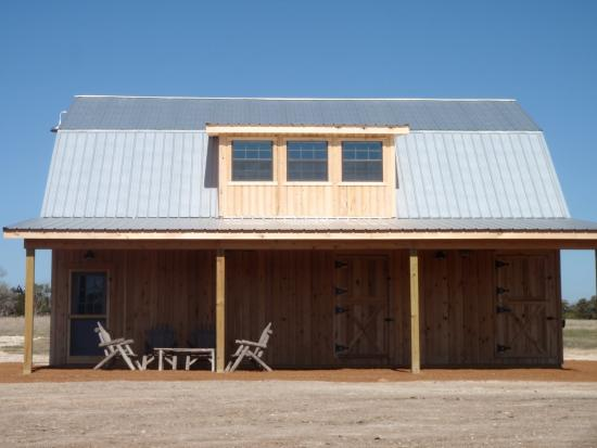 Pole barn plans and cost diy gade for Home building kits texas