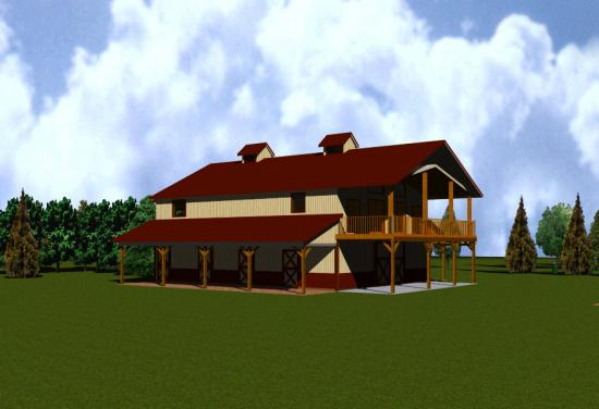 Llano_Barn_home