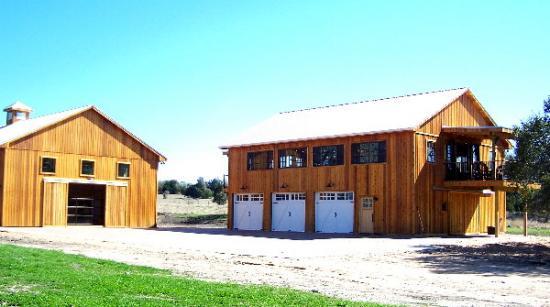 Barn Home In Progress