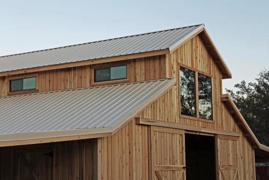 Metal Barn Siding That Looks Like Wood Shapeyourminds Com